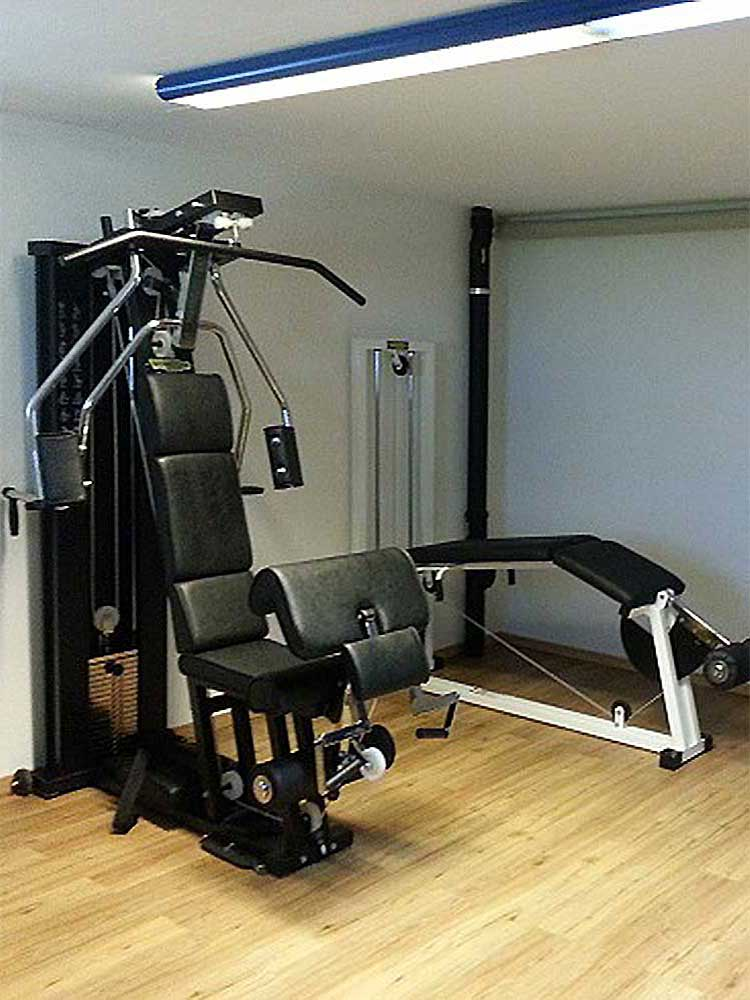 Ext rieur fitness for Exterieur gym